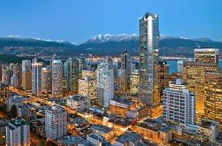 Luxus Hideaway Hotel Kanada, British Columbia, Shangri-La Vancouver in Vancouver  ab Flughafen Salzburg