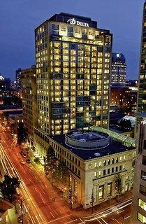 Pauschalreise Hotel Kanada, British Columbia, Delta Hotels Vancouver Downtown Suites in Vancouver  ab Flughafen Berlin-Tegel