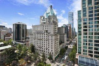 Pauschalreise Hotel Kanada, British Columbia, Fairmont Hotel Vancouver in Vancouver  ab Flughafen Berlin-Tegel