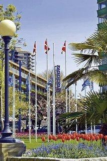 Pauschalreise Hotel Kanada, British Columbia, Best Western Plus Sands Hotel in Vancouver  ab Flughafen Bremen