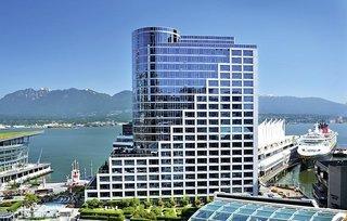Pauschalreise Hotel Kanada, British Columbia, The Fairmont Waterfront in Vancouver  ab Flughafen Bremen