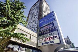 Pauschalreise Hotel Kanada, British Columbia, Century Plaza Hotel & Spa Vancouver in Vancouver  ab Flughafen Basel
