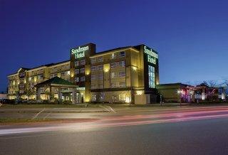 Pauschalreise Hotel Kanada, British Columbia, Sandman Hotel Vancouver Airport in Richmond  ab Flughafen Berlin