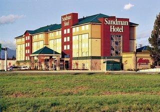Pauschalreise Hotel Kanada, British Columbia, Sandman Hotel Vancouver Airport in Richmond  ab Flughafen Bremen