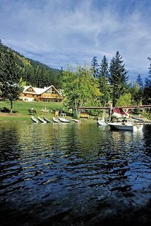 Pauschalreise Hotel Kanada, British Columbia, Tyax Wilderness Resort & Spa in Goldbridge  ab Flughafen Berlin