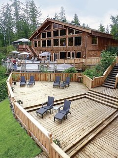 Pauschalreise Hotel Kanada, British Columbia, Westcoast Wilderness Lodge in Egmont  ab Flughafen