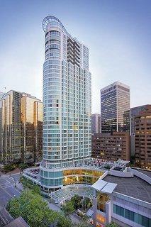 Pauschalreise Hotel Kanada, British Columbia, Marriott Pinnacle Downtown Vancouver in Vancouver  ab Flughafen