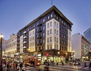 Pauschalreise Hotel Kalifornien, Union Square in San Francisco  ab Flughafen