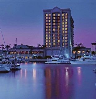 Luxus Hideaway Hotel USA, Kalifornien, The Ritz-Carlton Marina del Rey in Marina del Rey  ab Flughafen weitere