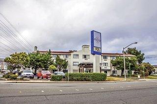 Pauschalreise Hotel USA, Kalifornien, Hotel Focus SFO in South San Francisco  ab Flughafen Basel
