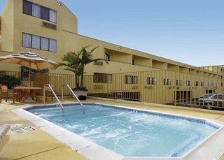 Pauschalreise Hotel Kalifornien, Quality Inn & Suites Hermosa Beach in Hermosa Beach  ab Flughafen Berlin-Schönefeld