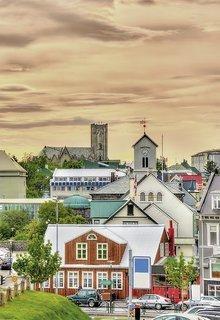 Pauschalreise Hotel Island, Island, Hotel Klettur in Reykjavik  ab Flughafen Amsterdam