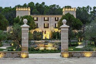 Luxus Hideaway Hotel Spanien, Mallorca, Castell Son Claret in Calvia  ab Flughafen Berlin