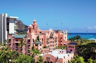 Pauschalreise Hotel USA, Hawaii, The Royal Hawaiian, a Luxury Collection Resort in Honolulu  ab Flughafen Bremen
