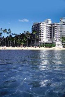 Pauschalreise Hotel USA, Hawaii, The New Otani Kaimana Beach Hotel in Honolulu  ab Flughafen