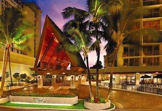 Pauschalreise Hotel USA, Hawaii, Outrigger Reef on the Beach in Waikiki  ab Flughafen