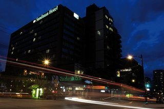 Pauschalreise Hotel Kanada, British Columbia, Sandman Vancouver City Centre in Vancouver  ab Flughafen Berlin-Tegel