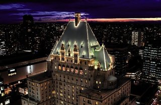 Pauschalreise Hotel Kanada, British Columbia, Fairmont Hotel Vancouver in Vancouver  ab Flughafen
