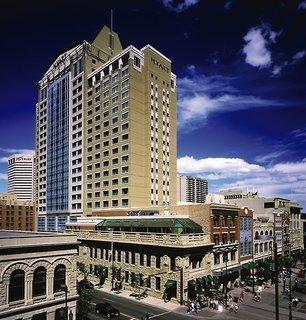 Pauschalreise Hotel Alberta, Hyatt Regency Calgary in Calgary  ab Flughafen Berlin