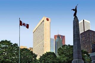 Pauschalreise Hotel Kanada, Toronto & Umgebung, Sheraton Centre Toronto Hotel in Toronto  ab Flughafen