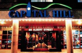 Pauschalreise Hotel Ontario, Capital Hill Hotel & Suites in Ottawa  ab Flughafen Berlin-Tegel