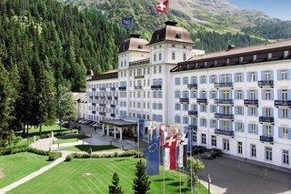 Pauschalreise Hotel Schweiz, Graubünden, Kempinski Grand Hotel des Bains in St. Moritz  ab Flughafen Berlin-Tegel