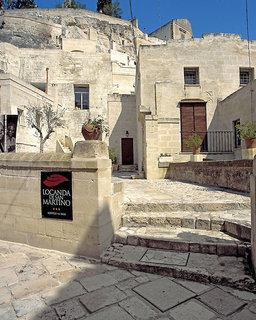 Pauschalreise Hotel Italien, Basilikata, Locanda di San Martino in Matera  ab Flughafen Abflug Ost