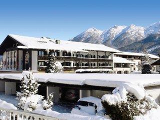 Pauschalreise Hotel Deutschland, Bayern, Wallgau Parkhotel in Wallgau  ab Flughafen Bruessel