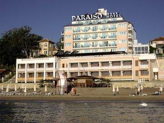 Pauschalreise Hotel Bulgarien, Riviera Süd (Sonnenstrand), Paraiso Beach & Teopolis in Obsor  ab Flughafen Amsterdam