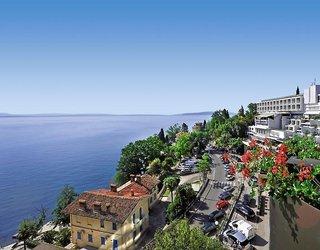 Pauschalreise Hotel Kroatien, Istrien, Grand Hotel Adriatic in Opatija  ab Flughafen Bruessel