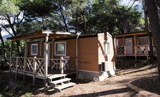 Pauschalreise Hotel Kroatien, Kroatien - weitere Angebote, Camping Basko Polje in Baska Voda  ab Flughafen Basel