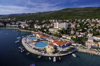 Pauschalreise Hotel Kroatien, Kroatien - weitere Angebote, Hotel Katarina in Selce  ab Flughafen Bruessel