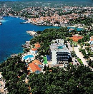 Pauschalreise Hotel Kroatien, Kvarner Bucht, Dražica Hotel Resort in Krk  ab Flughafen Bruessel