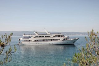 """Pauschalreise Hotel Kroatien, Kroatien - weitere Angebote, Premium Kreuzfahrt """"Perlen Dalmatiens"""" in SPLIT HAFEN  ab Flughafen Basel"""