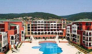 Pauschalreise Hotel Bulgarien, Riviera Süd (Sonnenstrand), Saint George Palace Resort & Spa in Sweti Wlas  ab Flughafen Amsterdam