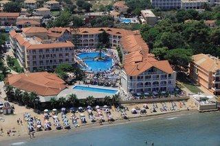 Pauschalreise Hotel Griechenland, Zakynthos, Tsilivi Beach Hotel in Tsilivi  ab Flughafen