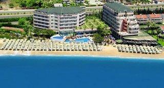 Pauschalreise Hotel Türkei, Türkische Riviera, Aska Just In Beach in Avsallar  ab Flughafen Frankfurt Airport