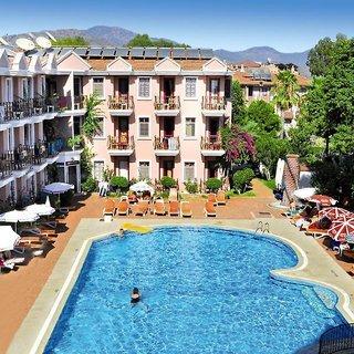 Pauschalreise Hotel Türkei, Türkische Ägäis, Günes Hotel & Apartments in Fethiye  ab Flughafen Berlin