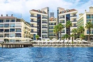 Pauschalreise Hotel Türkei, Türkische Ägäis, Poseidon in Marmaris  ab Flughafen Berlin
