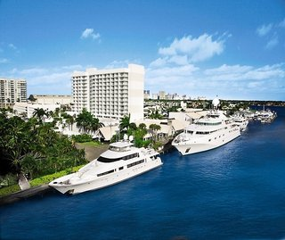 Pauschalreise Hotel USA, Florida -  Ostküste, Hilton Fort Lauderdale Marina in Fort Lauderdale  ab Flughafen Amsterdam