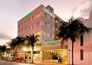 Pauschalreise Hotel USA, Florida -  Ostküste, Courtyard Miami Beach - South Beach in Miami Beach  ab Flughafen
