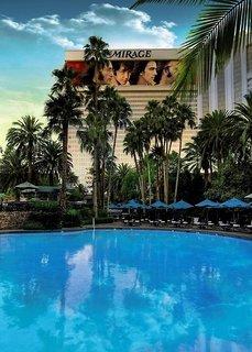 Pauschalreise Hotel USA, Nevada, The Mirage Hotel and Casino in Las Vegas  ab Flughafen