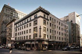 Pauschalreise Hotel USA, Kalifornien, Hotel Abri in San Francisco  ab Flughafen