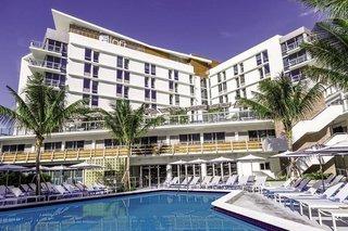 Pauschalreise Hotel USA, Florida -  Ostküste, The Gates Hotel South Beach - A Doubletree by Hilton in Miami Beach  ab Flughafen Amsterdam