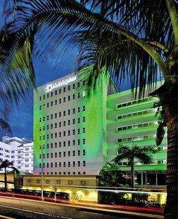 Pauschalreise Hotel USA, Florida -  Ostküste, Holiday Inn Miami Beach Oceanfront in Miami Beach  ab Flughafen Amsterdam