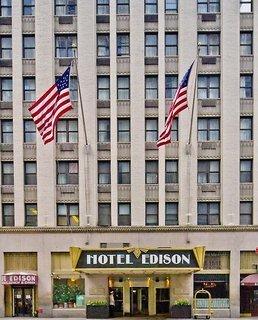 Pauschalreise Hotel USA, New York & New Jersey, Hotel Edison in New York City  ab Flughafen Bruessel