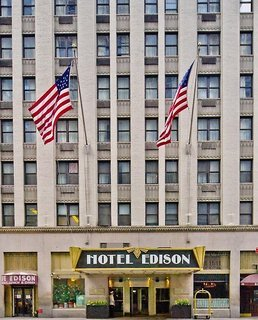Pauschalreise Hotel USA, New York & New Jersey, Hotel Edison in New York City  ab Flughafen Basel