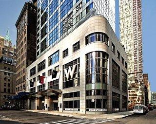 Pauschalreise Hotel USA, New York & New Jersey, W New York - Downtown in New York City  ab Flughafen Berlin-Tegel