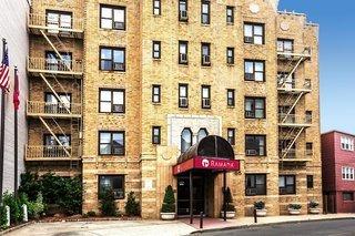 Pauschalreise Hotel USA, New York & New Jersey, Ramada Jersey City in Jersey City  ab Flughafen Bremen
