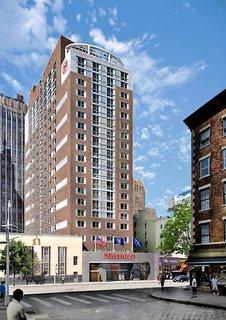 Pauschalreise Hotel USA, New York & New Jersey, Sheraton Tribeca in New York City  ab Flughafen Bruessel
